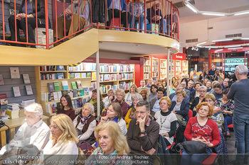 Buchpräsentation ´Die Anti-Aging Revolution´ - Buchhandlung Herder, Wien - Mo 09.03.2020 - 26