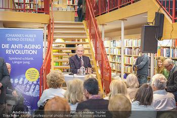 Buchpräsentation ´Die Anti-Aging Revolution´ - Buchhandlung Herder, Wien - Mo 09.03.2020 - 29