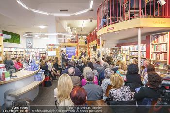 Buchpräsentation ´Die Anti-Aging Revolution´ - Buchhandlung Herder, Wien - Mo 09.03.2020 - 31