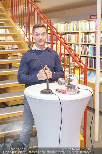 Buchpräsentation ´Die Anti-Aging Revolution´ - Buchhandlung Herder, Wien - Mo 09.03.2020 - Bernd ÖSTERLE34