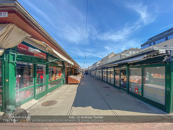 Corona Lokalaugenschein - Wien - Mo 16.03.2020 - geschlossene Lokale Geschäfte Restaurants am Wiener Naschmarkt 53