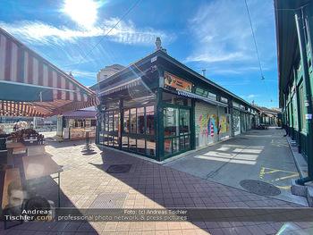 Corona Lokalaugenschein - Wien - Mo 16.03.2020 - geschlossene Lokale Geschäfte Restaurants am Wiener Naschmarkt 62