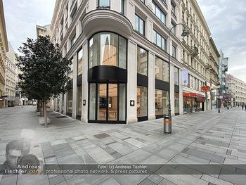 Corona Lokalaugenschein - Wien - Di 17.03.2020 - Apple Store Verkaufsgeschäfte geschlossen Wien Kärntnerstraße60