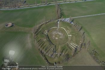 Fototour Großraum Hainburg - Hainburg, Carnuntum - Fr 27.03.2020 - Historische Ausgrabungsstätte Römerzeit Ausgrabungen Amphiethe7