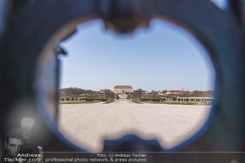 Fototour Großraum Hainburg - Hainburg, Carnuntum - Fr 27.03.2020 - Schloss Hof Barockschloss Historische Sehenswürdigkeit Ausflugs25