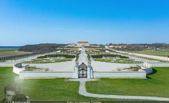 Fototour Großraum Hainburg - Hainburg, Carnuntum - Fr 27.03.2020 - Schloss Hof Barockschloss Historische Sehenswürdigkeit Ausflugs28