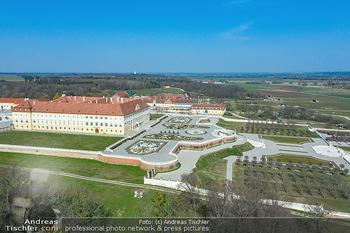 Fototour Großraum Hainburg - Hainburg, Carnuntum - Fr 27.03.2020 - Schloss Hof Barockschloss Historische Sehenswürdigkeit Ausflugs31