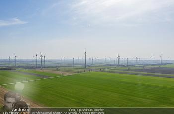 Fototour Großraum Hainburg - Hainburg, Carnuntum - Fr 27.03.2020 - Windräder Windpark Windradpark Stromerzeugung Umwelt Nachhaltig55