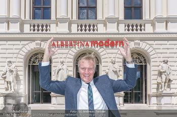 Inoffizielle Eröffnung - Albertina Modern, Wien - Mi 27.05.2020 - Klaus Albrecht SCHRÖDER1
