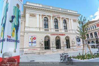 Inoffizielle Eröffnung - Albertina Modern, Wien - Mi 27.05.2020 - Gebäude Architektur Albertina Modern von außen10