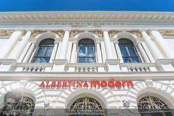 Inoffizielle Eröffnung - Albertina Modern, Wien - Mi 27.05.2020 - Gebäude Architektur Albertina Modern von außen11