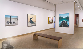 Inoffizielle Eröffnung - Albertina Modern, Wien - Mi 27.05.2020 - Ausstellung Exponate Kunstwerke Albertina Modern16
