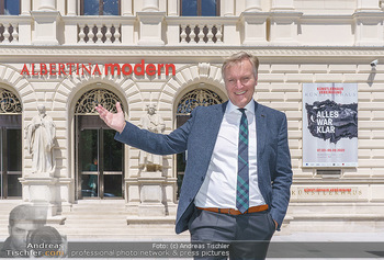 Inoffizielle Eröffnung - Albertina Modern, Wien - Mi 27.05.2020 - Klaus Albrecht SCHRÖDER25