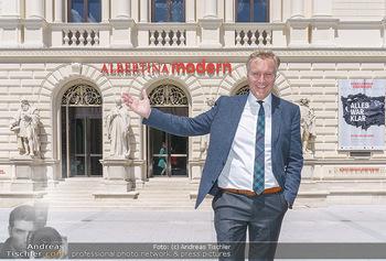 Inoffizielle Eröffnung - Albertina Modern, Wien - Mi 27.05.2020 - Klaus Albrecht SCHRÖDER26