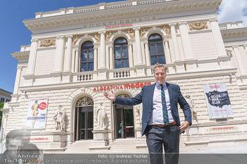 Inoffizielle Eröffnung - Albertina Modern, Wien - Mi 27.05.2020 - Klaus Albrecht SCHRÖDER27