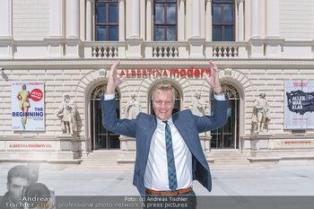 Inoffizielle Eröffnung - Albertina Modern, Wien - Mi 27.05.2020 - Klaus Albrecht SCHRÖDER29
