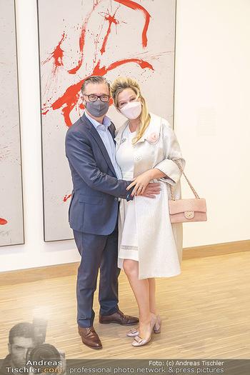 Inoffizielle Eröffnung - Albertina Modern, Wien - Mi 27.05.2020 - Felix und Nina ADLON46