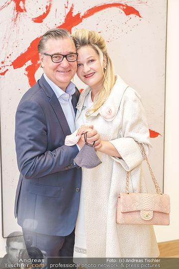Inoffizielle Eröffnung - Albertina Modern, Wien - Mi 27.05.2020 - Felix und Nina ADLON48