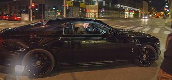 Marko Arnautovic Dreharbeiten - Wien - Mi 27.05.2020 - Bentley Mansory von Marko Arnautovic von außen18