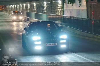 Marko Arnautovic Dreharbeiten - Wien - Mi 27.05.2020 - Bentley Mansory von Marko Arnautovic von außen21