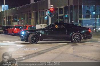 Marko Arnautovic Dreharbeiten - Wien - Mi 27.05.2020 - Marko ARNAUTOVIC am Steuer seines eigenen Bentley29