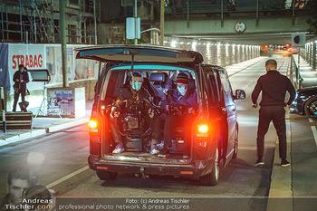 Marko Arnautovic Dreharbeiten - Wien - Mi 27.05.2020 - Kamerawagen30