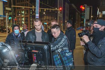 Marko Arnautovic Dreharbeiten - Wien - Mi 27.05.2020 - Marko ARNAUTOVIC bei der Bildkontrolle32