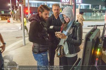 Marko Arnautovic Dreharbeiten - Wien - Mi 27.05.2020 - Patrick KUNST, Sabrina RETTENBACHER39