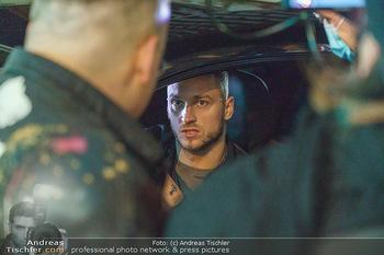 Marko Arnautovic Dreharbeiten - Wien - Mi 27.05.2020 - Marko ARNAUTOVIC am Steuer seines eigenen Bentley Mansory54