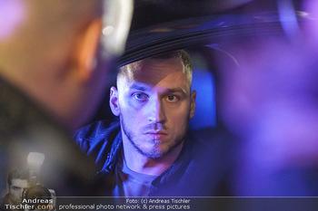 Marko Arnautovic Dreharbeiten - Wien - Mi 27.05.2020 - Marko ARNAUTOVIC am Steuer seines eigenen Bentley Mansory55