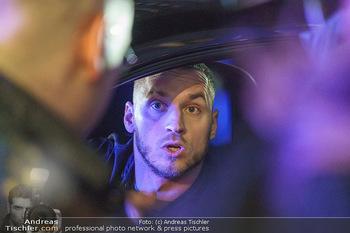 Marko Arnautovic Dreharbeiten - Wien - Mi 27.05.2020 - Marko ARNAUTOVIC am Steuer seines eigenen Bentley Mansory60