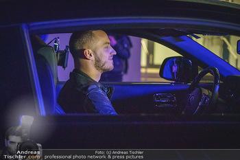 Marko Arnautovic Dreharbeiten - Wien - Mi 27.05.2020 - Marko ARNAUTOVIC am Steuer seines eigenen Bentley Mansory64
