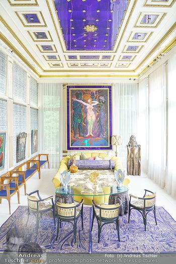 Dinner Empfang im kleinen Rahmen - Fuchs Villa, Wien - Fr 29.05.2020 - Raum Salon Saal Räumlichkeiten indoor in der Fuchs-Villa Fuchs 4