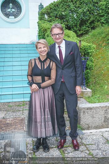 Dinner Empfang im kleinen Rahmen - Fuchs Villa, Wien - Fr 29.05.2020 - Kristina SPRENGER, Gerald GERSTBAUER27