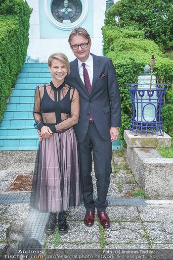 Dinner Empfang im kleinen Rahmen - Fuchs Villa, Wien - Fr 29.05.2020 - Kristina SPRENGER, Gerald GERSTBAUER28