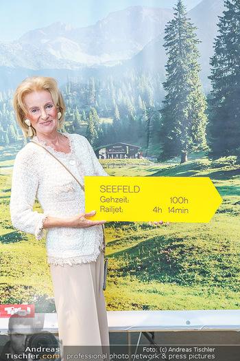 Seefeld Künstler PK - BA Kunstforum, Wien - Di 02.06.2020 - Elisabeth GÜRTLER8