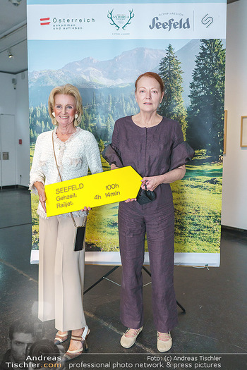 Seefeld Künstler PK - BA Kunstforum, Wien - Di 02.06.2020 - Elisabeth GÜRTLER, Ingried BRUGGER17