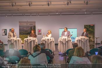 Seefeld Künstler PK - BA Kunstforum, Wien - Di 02.06.2020 - 23
