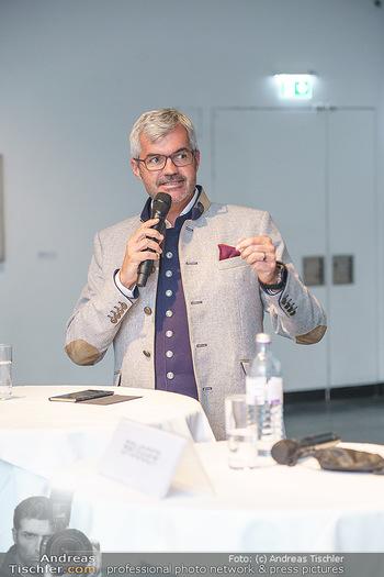 Seefeld Künstler PK - BA Kunstforum, Wien - Di 02.06.2020 - Werner FRIEßER FRIESSER (Bürgermeister Seefeld Tirol)26