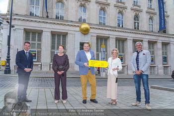 Seefeld Künstler PK - BA Kunstforum, Wien - Di 02.06.2020 - Florian PHLEPS, Elisabeth GÜRTLER, Werner FRIEßER, Michael SCH32