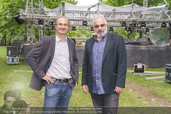 Theater im Park PK - Belvedere Park, Wien - Di 02.06.2020 - Michael NIAVARANI, Georg HOANZL1