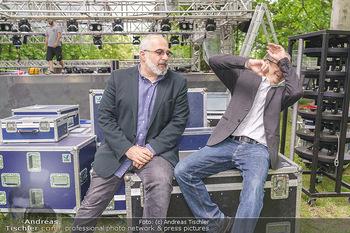 Theater im Park PK - Belvedere Park, Wien - Di 02.06.2020 - Michael NIAVARANI, Georg HOANZL7