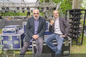 Theater im Park PK - Belvedere Park, Wien - Di 02.06.2020 - Michael NIAVARANI, Georg HOANZL11