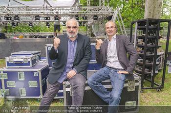Theater im Park PK - Belvedere Park, Wien - Di 02.06.2020 - Michael NIAVARANI, Georg HOANZL12