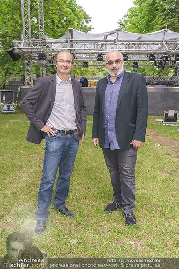 Theater im Park PK - Belvedere Park, Wien - Di 02.06.2020 - Michael NIAVARANI, Georg HOANZL14