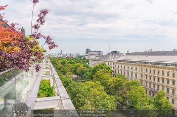Arnautovic Gin Präsentation - Hotel Grad Ferdinand - Do 04.06.2020 - Blick über Wien über die Ringstraße16