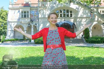 Werbeshooting für Festspielprogramm - Theaterpark Berndorf - Sa 13.06.2020 - Kristina SPRENGER (Portrait)56