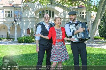 Werbeshooting für Festspielprogramm - Theaterpark Berndorf - Sa 13.06.2020 - Robert KOLAR, Kristina SPRENGER, Helmut (Helmuth) Thomas STIPPIC62