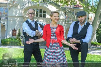 Werbeshooting für Festspielprogramm - Theaterpark Berndorf - Sa 13.06.2020 - Robert KOLAR, Kristina SPRENGER, Helmut (Helmuth) Thomas STIPPIC66