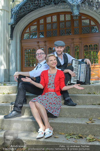 Werbeshooting für Festspielprogramm - Theaterpark Berndorf - Sa 13.06.2020 - Robert KOLAR, Kristina SPRENGER, Helmut (Helmuth) Thomas STIPPIC82